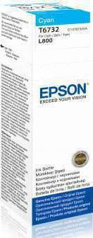 Epson T6732 CYAN INK BOTTLE 70ML