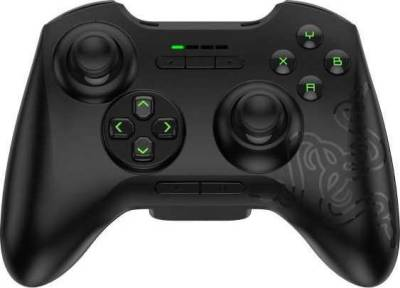 Razer Serval - Bluetooth Gaming Controller for Android (RZ06-01280100-R3A1)