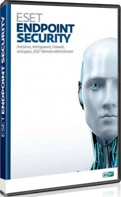 ESet Endpoint Security 12.1 10 Users