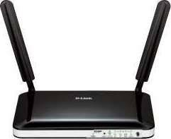 D-Link DWR-921 4G LTE Router (DUAL MODE)