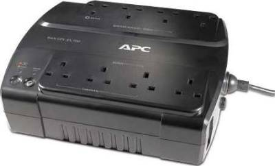 APC BE700G-UK 405 Watts /700 VA,Input 230V /Output 230V, Interface Port USB Power-Saving Back-UPS