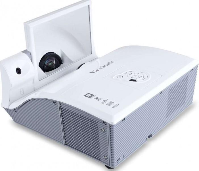Viewsonic pjd8353s xga 1024x768 dlp projector black buy for Dlp micro projector