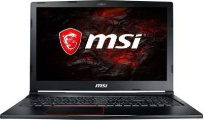 "MSI GE63VR 7RF Raider Intel i7-7700HQ+HM175 (15.6"" FHD (1920*1080) 120Hz, GeForce GTX 1070, 8GB GDDR5, DDR IV 16GB, 256GB SSD +1TB (SATA) 7200rpm) 