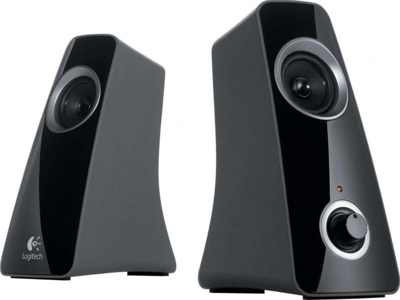Logitech Compact Speaker System Z320 For Notebooks Buy