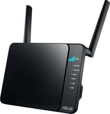 ASUS Wireless-N300 LTE Modem Router (4G-N12)