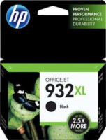 HP 932XL High Yield Black Original Ink Cartridge CN053A