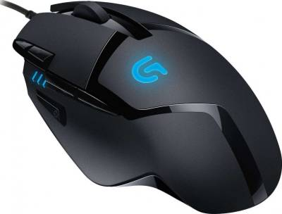 Logitech G402 Hyperion Fury Ultra Fast FPS Gaming Mouse | 910-004068