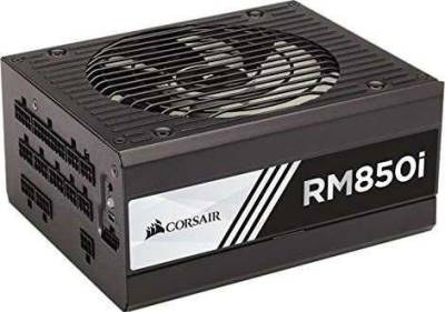 CORSAIR RMi Series RM850i 850W Watt High Performance Full Modular 80 Plus Gold Power Supply | CP-9020083-UK