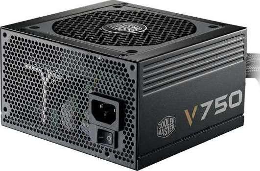 Cooler Master V750 750w Watt Semi Modular Power Supply