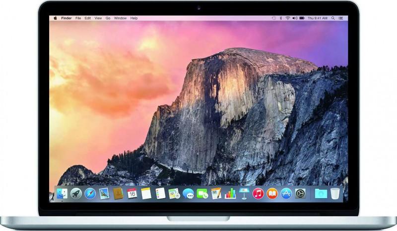 Apple MacBook Pro (Retina, 13-inch, Early 2015) MF840