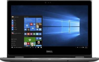 "Dell Inspiron 5378-2885 Laptop (13.3"" 2in1 FHD Touch, i5-7200U, 8GB RAM, 1TB, Intel HD Graphics, Windows 10) 