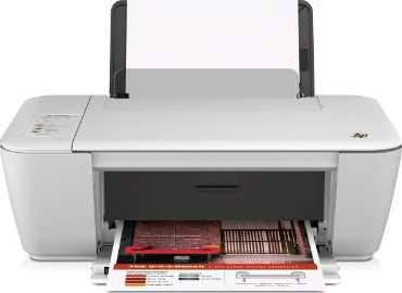 HP Deskjet Ink Advantage 1515 Color All-in-One Printer (White)
