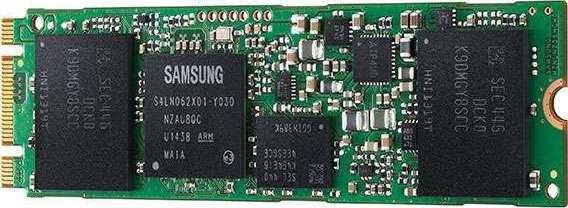 Samsung 850 EVO 250GB M.2 (2280) SSD - MZ-N5E250BW - Up to 540 MB/sec  Sequential Read/Up to 500 MB/sec Sequential Write - Up to 97000 IOPS Random  Read/Up to ...