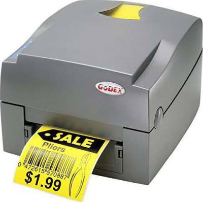 GODEX PLUS BARCODE PRINTER | EZ1100