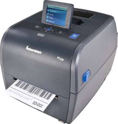 HONEYWELL INTERMEC BARCODE PRINTER | PC43T
