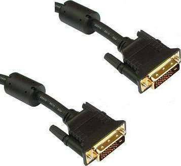 1.8 Meter DVI-D to DVI-D Monitor Cable