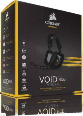 Corsair VOID Wireless Dolby 7.1 Gaming Headset | CA-9011132-AP