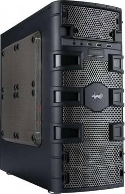 IN WIN Dragon Slayer Black 0.6mm SECC MicroATX Mini Tower Computer Case | INWC-DRAGON-S-MATX