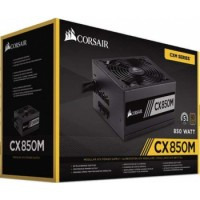 Corsair CX850M 850W Watt 80 PLUS Bronze Certified Modular Power Supply | CP-9020099-UK