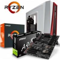 AMD Ryzen Gaming PC Three