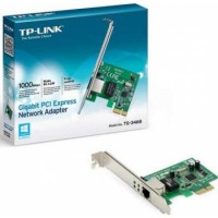 TP-LINK 32-bit Gigabit Pcie Networks Adapter | TG-3468