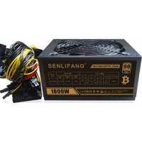 Senlifang 1800W 90 Plus Gold Full Module Power Supply | JL1300PG
