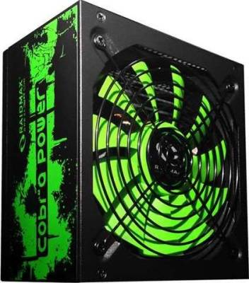 Raidmax COBRA SERIES 700W 80 PLUS Bronze ATX12V v2.3 and EPS12V Power Supply | RX-700AC-B