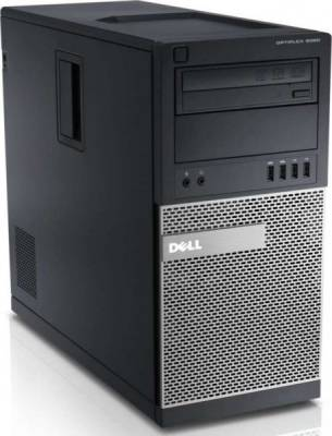 Dell OptiPlex 9020 Business-class Desktop | Intel Core i7 4790 / 4GB / 500 / DVDRW / DOS