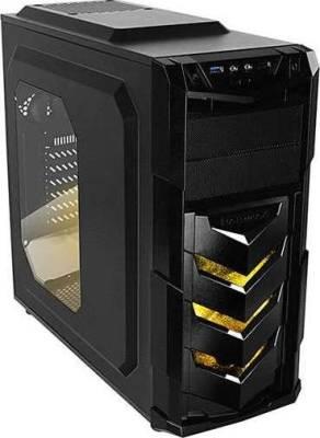 Raidmax Vortex V4 SERIES ATX Computer Case (Yellow) | Vortex V4