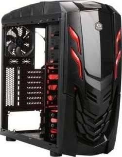 Raidmax VIPER GX SERIES ATX Computer Case (Red) | VIPER GX