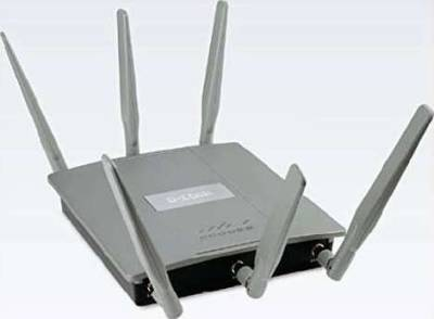 D-Link Systems Wireless AC1750 Simultaneous Dual Band Plenum-Rated PoE Access Point | DAP-2695