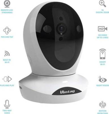 Vimtag P1-S Smart Cloud Monitoring IP Camera