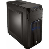 Corsair Carbide Series SPEC-01 Blue LED Mid-Tower Gaming Case | CC-9011056-WW