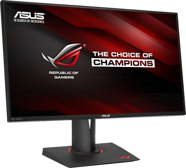 ASUS ROG SWIFT PG279Q 27 Inch 2560x1440 IPS 165Hz 4ms G-SYNC Eye Care Gaming Monitor | 90LM0230 ...
