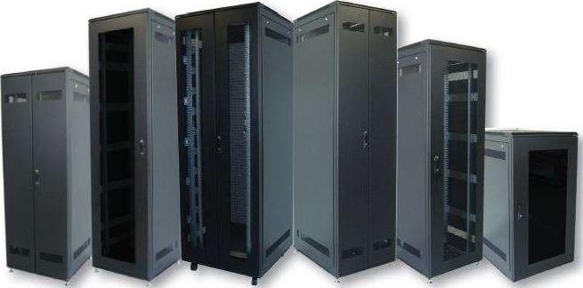 D Net 42U Floor Stand Server Cabinet (800mm X 1000mm)