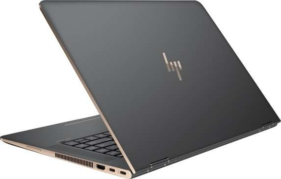 Hp Spectre X360 15th Convertible Laptop Intel Core I7