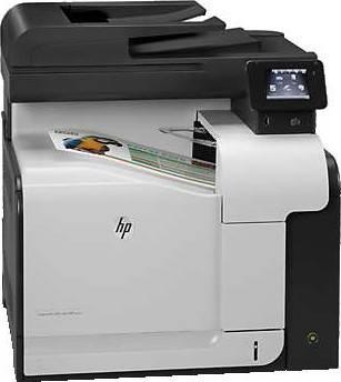 HP LaserJet Pro 500 color MFP M570dw | CZ272A