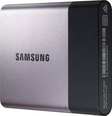 Samsung T3 Portable 1 TB USB 3.0 External SSD | MU-PT1T0B