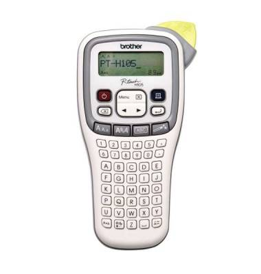 Brother P-Touch PT-H105 Handheld Labelling Machine | PTH105ZU1