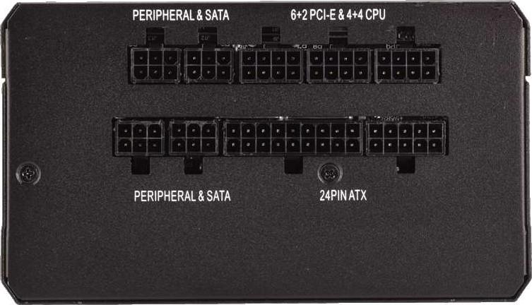 Corsair Rm650x 650 Watt 80plus Gold Atx Eps Fully Modular