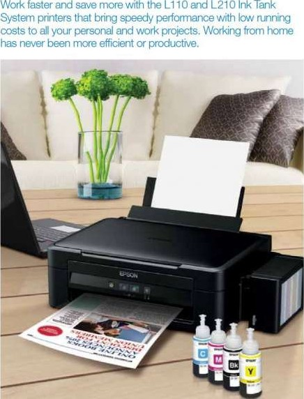 Epson L210 Printer Ink Resetter Free Download