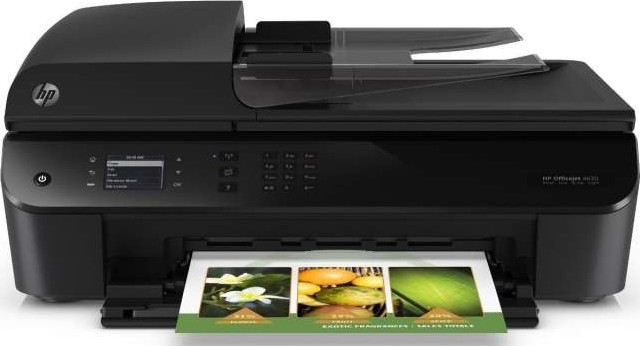 Hp officejet e all in one printer 4630 buy best price for Best home office hp printer