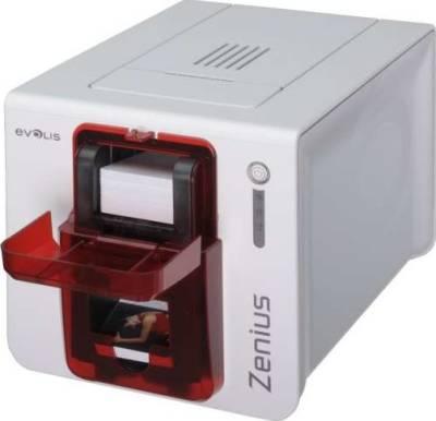 Evolis Zenius Classic ID Card System Single-Sided