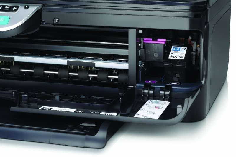 HP Officejet 4500 Color Wireless All In One Printer