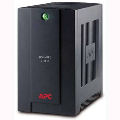 APC 700 VA AVR Back Uninterrupted Power Supply | BX700UI