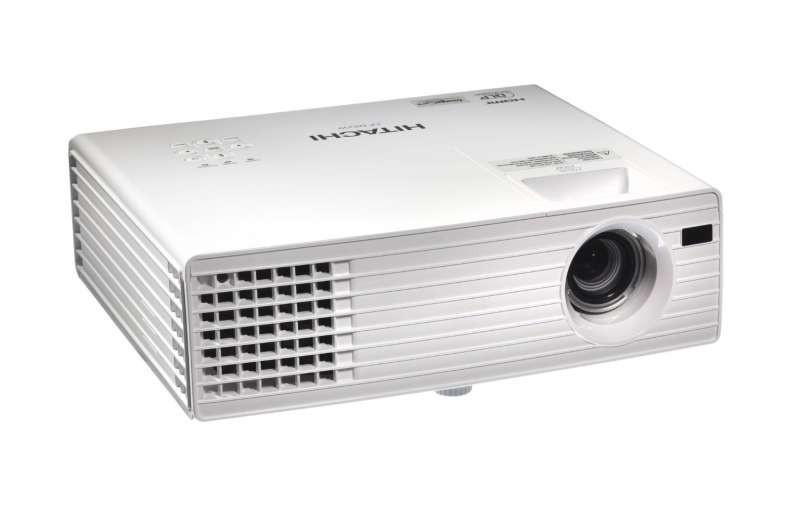 Hitachi dx250 projector buy best price in uae dubai abu for Compare micro projectors