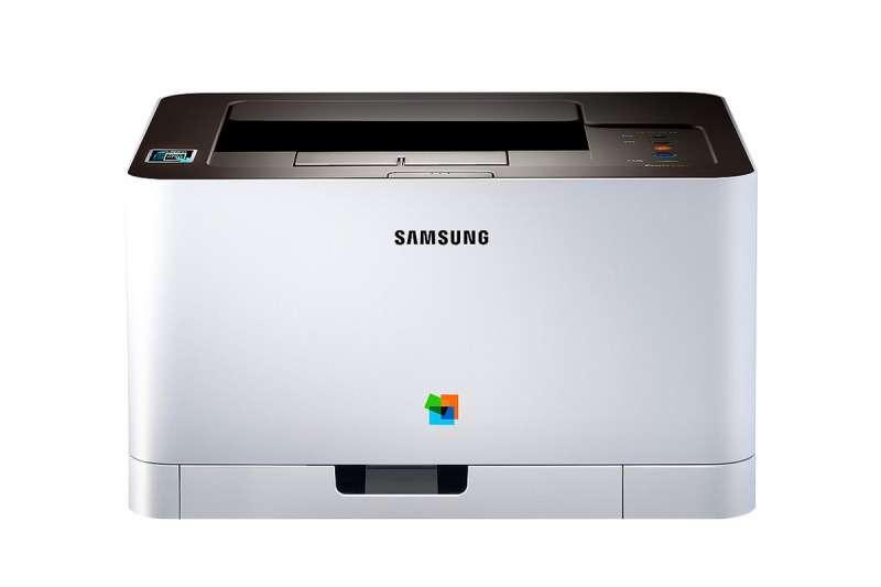 samsung xpress c410w colour laser printer 18 4 ppm. Black Bedroom Furniture Sets. Home Design Ideas