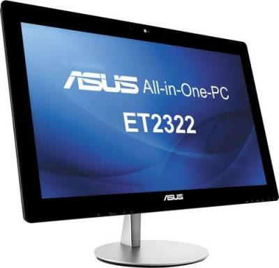 ASUS Core i5 23 inch Multi-Touch All-in-One Desktop Computer (Black) | ET2322INTH-BF001M