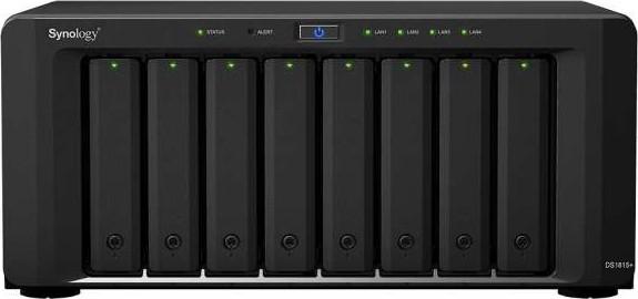 Synology Ds1815 8 Bay Desktop Nas Enclosure Buy Best