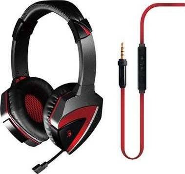 A4Tech Bloody G500 Black/Red Gaming Headset | G500